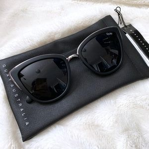 "QUAY Australia ""My Girl"" Cat Eye Sunglasses"